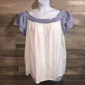 EUC Cute Lane Bryant Top 22/24